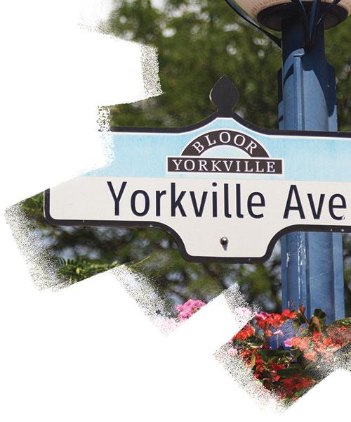 Bloor-Yorkville Retail Corridor