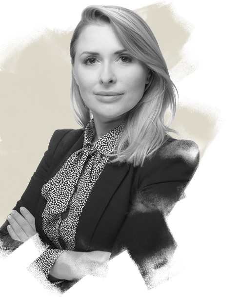 Headshot of Kinga Piotrowicz Senior Director – EMEA Lease Administration Lead, Poland