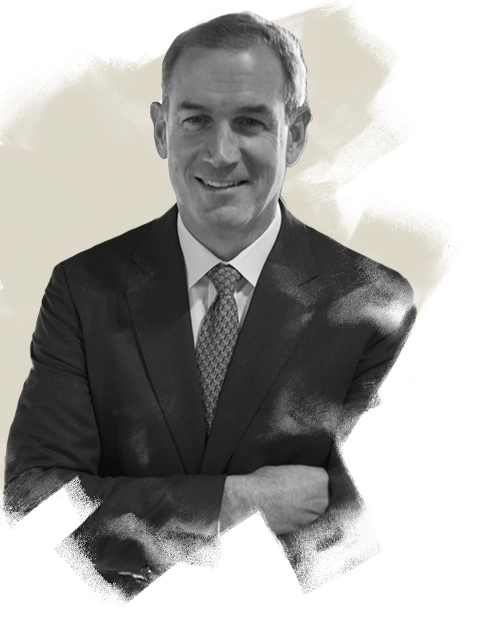Headshot of Greg O'Brien CEO, JLL Americas, United States